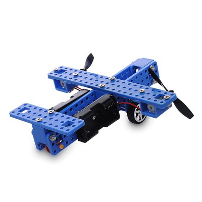 PXWG Plastic Fighter Style Electric Energy DIY 3D PuzzleSolar Powered Toys<br>PXWG Plastic Fighter Style Electric Energy DIY 3D Puzzle<br><br>Completeness: Semi-finished Product<br>Gender: Unisex<br>Materials: ABS, Electronic Components<br>Package Contents: 1 x Fighter Kit<br>Package size: 28.00 x 26.00 x 5.00 cm / 11.02 x 10.24 x 1.97 inches<br>Package weight: 0.147 kg<br>Product size: 18.90 x 18.90 x 8.00 cm / 7.44 x 7.44 x 3.15 inches<br>Product weight: 0.135 kg<br>Stem From: China<br>Theme: Other