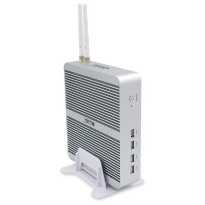 HYSTOU FMP03B - i5 - 7200U Mini PC Intel Core i5-7200U Digital BoxMini PC<br>HYSTOU FMP03B - i5 - 7200U Mini PC Intel Core i5-7200U Digital Box<br><br>5G WiFi: No<br>Antenna: Yes<br>Audio format: ACC, WMA, AC3, AAC+, AAC, WAV<br>Bluetooth: Unsupport<br>Brand: HYSTOU<br>Camera: Without<br>Core: Dual Core, 3.1GHz<br>CPU: Core i5 7200U<br>Decoder Format: H.265, RealVideo8/9/10, RM/RMVB, Xvid/DivX3/4/5/6, Xvid/DivX4/5/6, HD MPEG4, HD MPEG1/2/4, H.263, HD MPEG1/2/4, H.264, H.264/AVC, H.265/AVC, HD AVC/VC-1, AVS<br>GPU: Intel HD Graphics 620<br>HDMI Version: 2.0<br>Interface: DC Power Port, HDMI, LAN, Microphone Jack, USB2.0, SPK, USB3.0, VGA<br>Language: Multi-language<br>Model: FMP03B - i5 - 7200U<br>Other Functions: Others<br>Package Contents: 1 x HYSTOU FMP03B - i5 - 7200U Mini PC, 1 x Desk Base, 2 x WiFi Antenna, 1 x Power Adapter, 1 x Power Cord, 1 x Screw Bag, 1 x CD Driver, 1 x Mouse Pad, 1 x SATA Cable, 1 x English Manual<br>Package size (L x W x H): 32.00 x 26.00 x 8.00 cm / 12.6 x 10.24 x 3.15 inches<br>Package weight: 2.8200 kg<br>Photo Format: PNG, GIF, JPEG, JPG, TIFF, BMP<br>Power Consumption.: 15W<br>Power Supply: Charge Adapter<br>Power Type: External Power Adapter Mode<br>Product size (L x W x H): 20.30 x 18.00 x 4.50 cm / 7.99 x 7.09 x 1.77 inches<br>RAM: 8GB<br>RAM Type: DDR3L<br>Remote Controller Battery: 2 x AAA ( not included )<br>RJ45 Port Speed: 1000M<br>ROM: 256GB<br>Support 5.1 Surround Sound Output: No<br>System: Windows 10<br>System Bit: 64Bit<br>Type: Mini PC<br>Video format: 4K x 2K, 4K, 1080P<br>WiFi Chip: Broadcom BCM94313HMGB