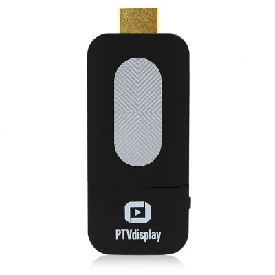 PTVdisplay DA02 Airplay WiFi Display Miracast TV Internet DongleTV Box &amp; Mini PC<br>PTVdisplay DA02 Airplay WiFi Display Miracast TV Internet Dongle<br><br>Brand: PTVdisplay<br>Model: DA02<br>Type: TV Dongle<br>CPU: AM8252<br>Core: Single Core<br>RAM: 128MB<br>RAM Type: DDR3<br>ROM: 128MB<br>Decoder Format: HD MPEG1/2/4,AVS,H.263,H.264,H.264/AVC,H.265,HD MPEG1/2/4,HD MPEG4,RealVideo8/9/10,RM/RMVB<br>Video format: AVI,DAT,DIVX,MKV,MP4,MPEG1,MPEG2,MPEG4,MPG,RM,RMVB,TS,WMV<br>Audio format: AAC,MP3,OGG,WMA<br>Photo Format: BMP,JPEG<br>Support 5.1 Surround Sound Output: No<br>5G WiFi: No<br>Power Supply: USB Port<br>Interface: HDMI<br>Language: Multi-language<br>HDMI Version: 1.3<br>Other Functions: 3D Games,3D Video,Airplay,DLNA,ISO Files,Miracast,NTSC,PAL<br>KODI Pre-installed: No<br>Power Type: Digital Power Supply<br>Product weight: 0.0500 kg<br>Package weight: 0.0800 kg<br>Product size (L x W x H): 6.20 x 2.70 x 0.80 cm / 2.44 x 1.06 x 0.31 inches<br>Package size (L x W x H): 15.50 x 8.00 x 2.80 cm / 6.1 x 3.15 x 1.1 inches<br>Package Contents: 1 x PTVdisplay DA02 TV Dongle,  1 x USB Cable, 1 x English Manual