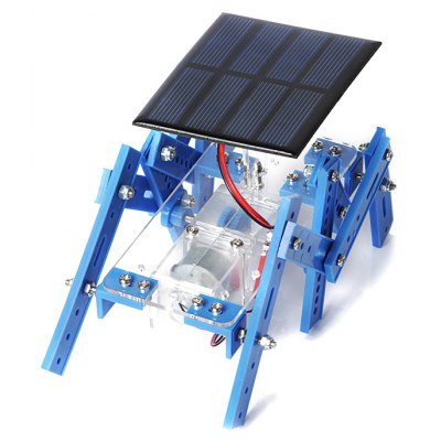 PXWG Plastic 3D Puzzle Robot Style Toy