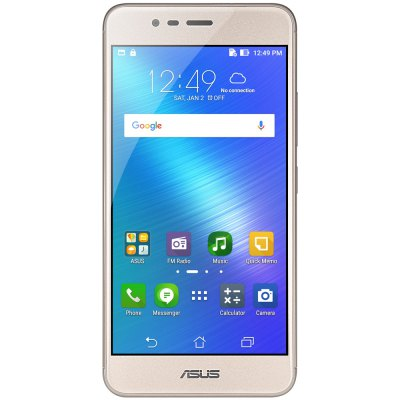 ASUS Zenfone Pegasus 3 X008 4G SmartphoneCell phones<br>ASUS Zenfone Pegasus 3 X008 4G Smartphone<br><br>Brand: ASUS<br>Type: 4G Smartphone<br>OS: Android 6.0<br>Service Provide: Unlocked<br>Language: Simplified / Traditional Chinese, English<br>SIM Card Slot: Dual SIM,Dual Standby<br>SIM Card Type: Micro SIM Card,Nano SIM Card<br>CPU: MTK6737<br>Cores: 1.3GHz,Quad Core<br>GPU: Mali-T720<br>RAM: 3GB RAM<br>ROM: 32GB<br>External Memory: TF card up to 64GB (not included)<br>Wireless Connectivity: 3G,4G,Bluetooth 4.0,GPS,GSM,WiFi<br>WIFI: 802.11b/g/n wireless internet<br>Network type: FDD-LTE+WCDMA+GSM<br>2G: GSM 900/1800/1900MHz<br>3G: WCDMA 850/900/1900/2100MHz<br>4G: FDD-LTE 1800/2100/2600MHz<br>Screen type: 2.5D Arc Screen,IPS<br>Screen size: 5.2 inch<br>Screen resolution: 1280 x 720 (HD 720)<br>Camera type: Dual cameras (one front one back)<br>Back camera: 13.0MP,with flash light and AF<br>Front camera: 5.0MP<br>Video recording: Yes<br>Touch Focus: Yes<br>Auto Focus: Yes<br>Flashlight: Yes<br>Picture format: BMP,GIF,JPEG,PNG<br>Music format: AAC,MP3<br>Video format: 3GP,MP4<br>Games: Android APK<br>I/O Interface: 1 x Micro SIM Card Slot,1 x Nano SIM Card Slot,3.5mm Audio Out Port,Speaker,TF/Micro SD Card Slot<br>Bluetooth Version: V4.0<br>Sensor: Ambient Light Sensor,Gravity Sensor,Proximity Sensor<br>FM radio: Yes<br>Sound Recorder: Yes<br>Additional Features: 3G,4G,Alarm,Bluetooth,Browser,Calculator,Calendar,Fingerprint recognition,GPS,MP3,MP4,People,Wi-Fi<br>Battery Capacity (mAh): 4100mAh Built-in<br>Cell Phone: 1<br>Power Adapter: 1<br>USB Cable: 1<br>SIM Needle: 1<br>Product size: 15.00 x 7.40 x 0.80 cm / 5.91 x 2.91 x 0.31 inches<br>Package size: 17.30 x 9.70 x 5.60 cm / 6.81 x 3.82 x 2.2 inches<br>Product weight: 0.161 kg<br>Package weight: 0.400 kg