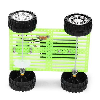 PXWG Vehicle Shape Jigsaw Electric Powered 3D Puzzle electric vehicle