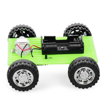 PXWG Vehicle Shape Jigsaw Electric Powered 3D Puzzle
