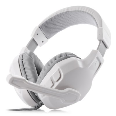 Lupuss - 2008 Noise-canceling PC Headset with Mic
