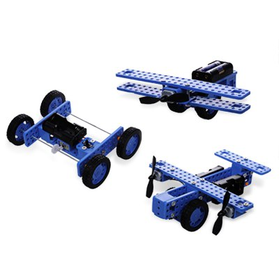 Pxwg 4 in 1 electric powered 3d jigsaw new year present...