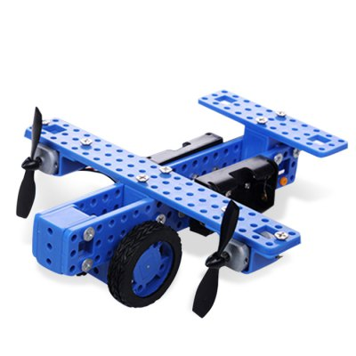 PXWG 4 in 1 Electric Powered 3D Jigsaw New Year Present