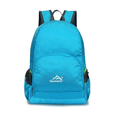 HUWAIJIANFENG 508 BackpackBackpacks<br>HUWAIJIANFENG 508 Backpack<br><br>Bag Capacity: 20L<br>Brand: HUWAIJIANFENG<br>Capacity: 11 - 20L<br>Features: Foldable, Reflective Strap, Ultra Light, Water Resistance<br>For: Other, Sports, Casual<br>Gender: For Women<br>Material: Nylon<br>Package Contents: 1 x HUWAIJIANFENG 508 Leisure Backpack<br>Package size (L x W x H): 15.00 x 15.00 x 5.00 cm / 5.91 x 5.91 x 1.97 inches<br>Package weight: 0.1850 kg<br>Product size (L x W x H): 26.00 x 15.00 x 40.00 cm / 10.24 x 5.91 x 15.75 inches<br>Product weight: 0.1800 kg<br>Strap Length: 35 - 76cm<br>Style: Cute<br>Type: Travel