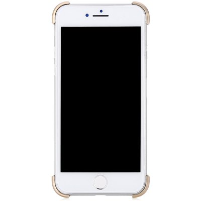 OATSBASF Bumper Case ProtectoriPhone Cases/Covers<br>OATSBASF Bumper Case Protector<br><br>Brand: OATSBASF<br>Color: Black,Blue,Golden,Silver<br>Compatible for Apple: iPhone 7<br>Features: Anti-knock, Bumper Frame<br>Material: Aluminium Alloy<br>Package Contents: 1 x Frame Bumper, 1 x Screwdriver, 4 x Spare Screw, 1 x Chinese Manual<br>Package size (L x W x H): 19.00 x 11.50 x 2.80 cm / 7.48 x 4.53 x 1.1 inches<br>Package weight: 0.0690 kg<br>Product size (L x W x H): 14.10 x 7.00 x 1.00 cm / 5.55 x 2.76 x 0.39 inches<br>Product weight: 0.0120 kg<br>Style: Cool, Modern