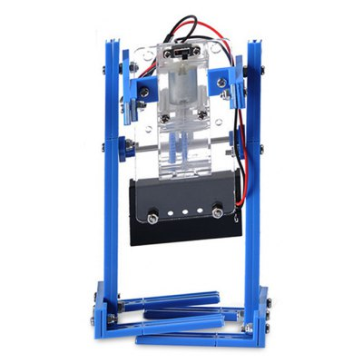 PXWG Robot Style Electric Powered 3D Puzzle