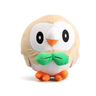 BEILEXING 18cm Tall  Ultra Soft Cute Bird Short Plush Toy