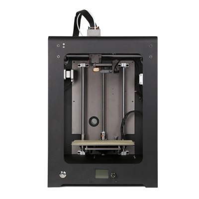 Creality3D CR - 2020 200 x 200 x 200mm Desktop LCD 3D Printer3D Printers, 3D Printer Kits<br>Creality3D CR - 2020 200 x 200 x 200mm Desktop LCD 3D Printer<br><br>Brand: Creality<br>Layer thickness: 0.1-0.4mm<br>Material diameter: 1.75mm<br>Model: CR - 2020<br>Nozzle diameter: 0.4mm<br>Package size: 53.00 x 53.00 x 62.50 cm / 20.87 x 20.87 x 24.61 inches<br>Package weight: 28.0500 kg<br>Packing Contents: 1 x 3D Printer<br>Platform board: Aluminum Base<br>Print speed: 200mm/s and less<br>Product size: 37.00 x 37.00 x 51.00 cm / 14.57 x 14.57 x 20.08 inches<br>Product weight: 18.0000 kg<br>Size: Large<br>Supporting material: PLA, ABS, Soft Rubber<br>Type: Complete Machine<br>XY-axis positioning accuracy: 0.012mm