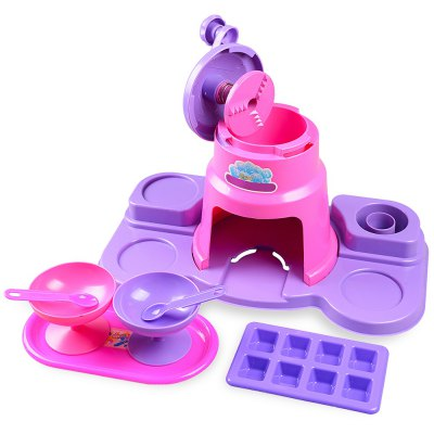 Simulation Appliance Ice Crusher Housekeeping Toy