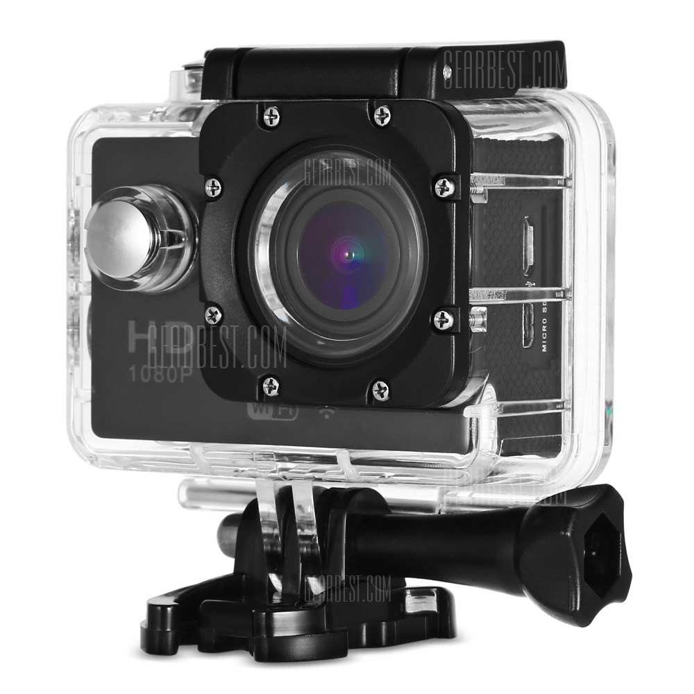 CS5000H 1080P FHD WiFi Action Camera
