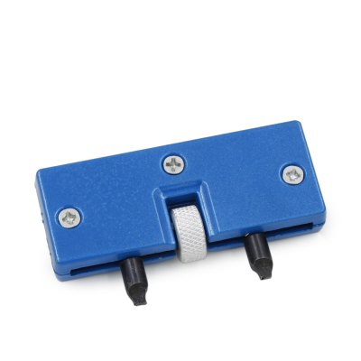 Pocket Size Metal Anchor Watch Case OpenerWatch Accessories<br>Pocket Size Metal Anchor Watch Case Opener<br><br>Type: Repair tool<br>Material: Metal<br>Color: Blue<br>Product weight: 0.030 kg<br>Package weight: 0.060 kg<br>Product size (L x W x H): 6.80 x 2.80 x 1.00 cm / 2.68 x 1.1 x 0.39 inches<br>Package size (L x W x H): 7.80 x 3.80 x 2.00 cm / 3.07 x 1.5 x 0.79 inches<br>Package Contents: 1 x Anchor Watch Case Opener