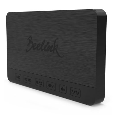Beelink SEA I TV Box Realtek 1295 Quad Core CPUTV Box<br>Beelink SEA I TV Box Realtek 1295 Quad Core CPU<br><br>5G WiFi: Yes<br>Audio format: FLAC, WMA, AAC, DTS, RM, OGG, MP3<br>Bluetooth: Bluetooth4.0<br>Brand: Beelink<br>Color: Black<br>Core: Quad Core<br>CPU: Realtek 1295<br>Decoder Format: HD MPEG1/2/4, H.263, H.264, H.265<br>DVD Support: No<br>External Subtitle Supported: Yes<br>GPU: ARM Mali-T820MP3<br>HDMI Version: 2.0<br>Interface: HDMI, DC Power Port, LAN, RJ45, SD Card Slot, SPDIF, USB2.0, USB3.0<br>Language: Multi-language<br>Max. Extended Capacity: 64G<br>Model: SEA I<br>Other Functions: External Subtitle, Miracast, 3D Video, ISO Files<br>Package Contents: 1 x Beelink SEA I TV Box, 1 x Infrared Remote Control, 1 x HDMI Cable, 1 x Power Adapter, 1 x English Manual<br>Package size (L x W x H): 19.80 x 12.90 x 7.50 cm / 7.8 x 5.08 x 2.95 inches<br>Package weight: 0.6200 kg<br>Photo Format: PNG, JPG, JPEG, GIF<br>Power Adapter Input: 100-240V / 50-60Hz<br>Power Comsumption: Standby is less than 0.5W, normal is less than 10W<br>Power Input Vol: 12V<br>Power Supply: Charge Adapter<br>Power Type: External Power Adapter Mode<br>Product size (L x W x H): 18.80 x 11.90 x 2.00 cm / 7.4 x 4.69 x 0.79 inches<br>Product weight: 0.2490 kg<br>RAM: 2G<br>RAM Type: DDR4<br>Remote Controller Battery: 2 x AAA ( not included )<br>RJ45 Port Speed: 1000M<br>ROM: 32G<br>Support 5.1 Surround Sound Output: Yes<br>System: Android 6.0<br>System Bit: 32Bit<br>TV Box Features: 5.1 Surround Sound Output<br>Type: TV Box<br>Video format: 4K, RM, WMV, MPEG4, MPEG2, MPEG1, MPEG, MP4, MKV, ISO, H.265, DAT, AVI<br>WIFI: 802.11 a/b/g/n/ac<br>WiFi Chip: F21AUUM13-W2