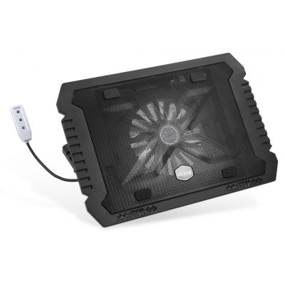 Dolaso LX - 788 LED Laptop Cooling Pad with Reading Light