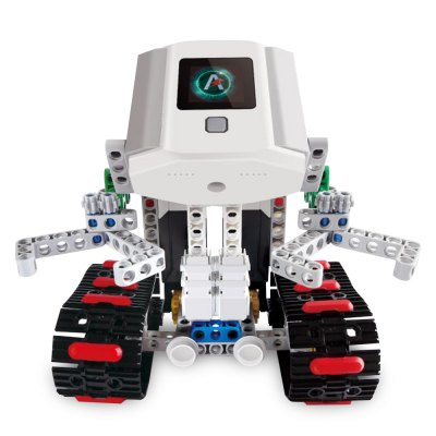 Abilix DIY Tablet Control Robot Assembly Toy