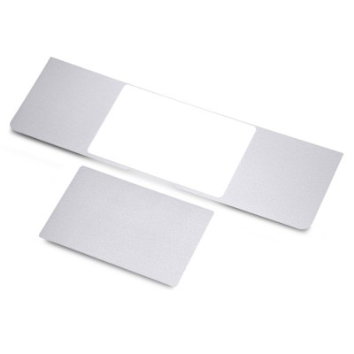 Half Palm Rest Shielding FilmMac Cases/Covers<br>Half Palm Rest Shielding Film<br><br>Compatible with: MacBook Pro 13.3 inch with Touch Bar<br>Features: Anti fingerprint, Anti scratch<br>Package Contents: 1 x Palm Rest Shielding Film<br>Package size (L x W x H): 41.70 x 14.20 x 1.10 cm / 16.42 x 5.59 x 0.43 inches<br>Package weight: 0.074 kg<br>Product size (L x W x H): 30.30 x 9.10 x 0.01 cm / 11.93 x 3.58 x 0 inches<br>Product weight: 0.010 kg<br>Type: Screen Protector