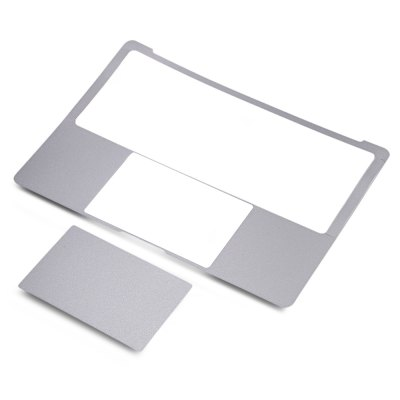 Palm Rest Shielding FilmMac Cases/Covers<br>Palm Rest Shielding Film<br><br>Compatible with: MacBook Pro 13.3 inch with Touch Bar<br>Features: Anti fingerprint, Anti scratch<br>Package Contents: 1 x Palm Rest Shielding Film<br>Package size (L x W x H): 42.30 x 28.40 x 1.10 cm / 16.65 x 11.18 x 0.43 inches<br>Package weight: 0.149 kg<br>Product size (L x W x H): 30.30 x 21.20 x 0.01 cm / 11.93 x 8.35 x 0 inches<br>Product weight: 0.011 kg<br>Type: Protective Film