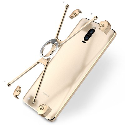 OATSBASF Phone Case BumperCases &amp; Leather<br>OATSBASF Phone Case Bumper<br><br>Brand: OATSBASF<br>Color: Black,Gold,Silver<br>Compatible Model: Mate 9 Pro<br>Features: Anti-knock, Back Cover, Bumper Frame, Cases with Stand<br>Mainly Compatible with: HUAWEI<br>Material: Aluminium Alloy<br>Package Contents: 1 x Frame Bumper, 1 x Screwdriver, 4 x Screw<br>Package size (L x W x H): 19.00 x 12.00 x 3.20 cm / 7.48 x 4.72 x 1.26 inches<br>Package weight: 0.106 kg<br>Product Size(L x W x H): 15.30 x 7.60 x 1.50 cm / 6.02 x 2.99 x 0.59 inches<br>Product weight: 0.017 kg<br>Style: Modern, Cool