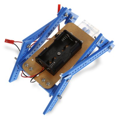 PXWG Robot Style DIY Electric Powered Puzzle - 1pc
