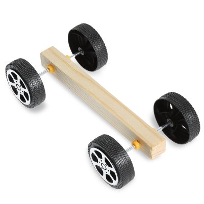 PXWG Wooden Vehicle Style Electric Powered 3D Jigsaw