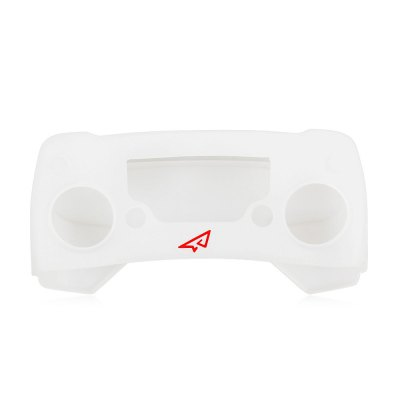 Protective Silicone CaseRC Quadcopter Parts<br>Protective Silicone Case<br><br>Compatible with: DJI Mavic Pro transmitter<br>Feature: dustproof,  dirtproof<br>Package Contents: 1 x Silicone Case<br>Package size (L x W x H): 17.00 x 9.00 x 5.00 cm / 6.69 x 3.54 x 1.97 inches<br>Package weight: 0.060 kg<br>Product size (L x W x H): 16.00 x 8.00 x 4.00 cm / 6.3 x 3.15 x 1.57 inches<br>Type: Transmitter Protective Cover