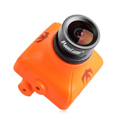 RunCam Swift 2 600TVL Mini FPV CameraCamera<br>RunCam Swift 2 600TVL Mini FPV Camera<br><br>Brand: RunCam<br>FPV Equipments: FPV Mini Camera<br>Package Contents: 1 x FPV Camera, 1 x Replaceable Front Case, 1 x Replaceable Rear Case, 1 x Aluminum Bracket, 1 x Set of Screws, 1 x 5D-OSD Menu Cable, 1 x 3-pin FPV Silicone Cable, 1 x 5-pin FPV Silicone Cable, 1 x 2<br>Package size (L x W x H): 6.10 x 9.60 x 7.60 cm / 2.4 x 3.78 x 2.99 inches<br>Package weight: 0.1440 kg<br>Product size (L x W x H): 2.85 x 2.60 x 2.60 cm / 1.12 x 1.02 x 1.02 inches<br>Product weight: 0.0140 kg