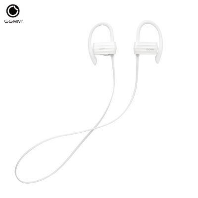 GGMM W600 Sports EarbudsEarbud Headphones<br>GGMM W600 Sports Earbuds<br><br>Application: Sport, Portable Media Player, Mobile phone<br>Battery Capacity(mAh): 150mAh<br>Battery Types: Built-in Li-ion battery<br>Bluetooth: Yes<br>Bluetooth distance: W/O obstacles ?10m<br>Bluetooth Version: V4.1<br>Brand: GGMM<br>Charging Time.: 2h<br>Compatible with: Mobile phone<br>Connectivity: Wireless<br>Driver unit: 8mm<br>Frequency response: 20~20KHz<br>Function: Microphone, Bluetooth, Answering Phone, Noise Cancelling, Song Switching, Sweatproof, Voice control, Voice Prompt<br>Impedance: 32ohms<br>Language: English<br>Material: TPE<br>Model: W600<br>Music Time: 6h<br>Package Contents: 1 x GGMM W600 Sports Earbuds, 2 x Pair of Ear Tips, 1 x USB Cable, 1 x English User Manual<br>Package size (L x W x H): 11.50 x 8.50 x 4.00 cm / 4.53 x 3.35 x 1.57 inches<br>Package weight: 0.105 kg<br>Product size (L x W x H): 6.00 x 4.00 x 3.00 cm / 2.36 x 1.57 x 1.18 inches<br>Product weight: 0.019 kg<br>Sensitivity: 102dB<br>Standby time: 150h<br>Talk time: 6h<br>Type: In-Ear<br>Wearing type: In-Ear