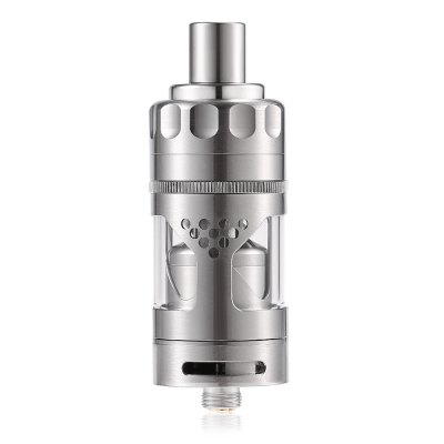 Coppervape 316SS HV2 Style RTARebuildable Atomizers<br>Coppervape 316SS HV2 Style RTA<br><br>Available Color: Silver<br>Material: Stainless Steel, Glass<br>Overall Diameter: 22.5mm<br>Package Contents: 1 x Coppervape 316SS HV2 Style RTA, 1 x Extra Chamber, 2 x Interchangeable Positive Pole, 1 x Screw, 3 x O-ring, 9 x Insulated Ring<br>Package size (L x W x H): 7.50 x 8.60 x 3.50 cm / 2.95 x 3.39 x 1.38 inches<br>Package weight: 0.1250 kg<br>Product size (L x W x H): 2.25 x 2.25 x 6.50 cm / 0.89 x 0.89 x 2.56 inches<br>Product weight: 0.0650 kg<br>Rebuildable Atomizer: RBA,RTA<br>Tank Capacity: 2.5ml<br>Thread: 510<br>Type: Rebuildable Tanks, Rebuildable Atomizer