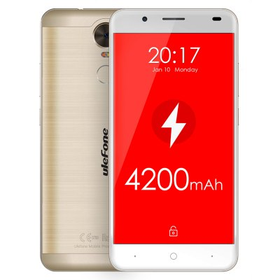 Ulefone Tiger Android 6.0 5.5 дюйма 4G Фаблет