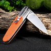 Ganzo G743-1-OR Frame Lock Folding Knife deal