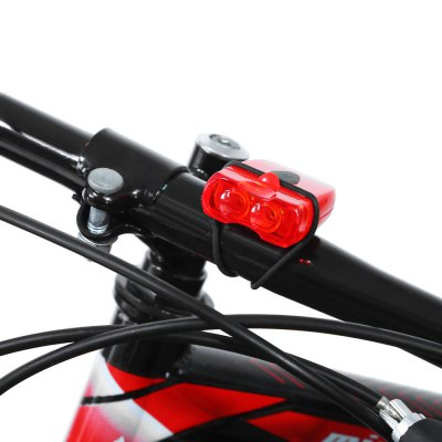 LEADBIKE Bicycle Front LightBike Lights<br>LEADBIKE Bicycle Front Light<br><br>Brand: LEADBIKE<br>Color: Red,White<br>Features: Easy to Install, Low Power Consumption, Waterproof<br>LED Quantity: 2pcs<br>Luminance: 50<br>Package Contents: 1 x LEADBIKE Bicycle Front Light, 1 x USB Cable<br>Package Dimension: 19.00 x 13.00 x 3.50 cm / 7.48 x 5.12 x 1.38 inches<br>Package weight: 0.0930 kg<br>Placement: Handlebar<br>Power Supply: USB<br>Product Dimension: 5.50 x 3.70 x 2.50 cm / 2.17 x 1.46 x 0.98 inches<br>Product weight: 0.0240 kg<br>Suitable for: Road Bike, Mountain Bicycle<br>Type: Front Light