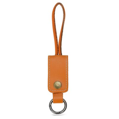 Key Chain Micro USB CableChargers &amp; Cables<br>Key Chain Micro USB Cable<br><br>Cable Length (cm): 26cm<br>Color: Black,Blue,Brown<br>Interface Type: Micro USB, USB 2.0<br>Material ( Cable&amp;Adapter): Leather<br>Package Contents: 1 x 26cm Key Chain USB Cable<br>Package size (L x W x H): 16.00 x 12.80 x 1.80 cm / 6.3 x 5.04 x 0.71 inches<br>Package weight: 0.043 kg<br>Product size (L x W x H): 13.00 x 3.20 x 0.80 cm / 5.12 x 1.26 x 0.31 inches<br>Product weight: 0.021 kg<br>Type: Cable
