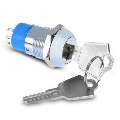 S216 Key Switch Electronic Equipment for Power Lock