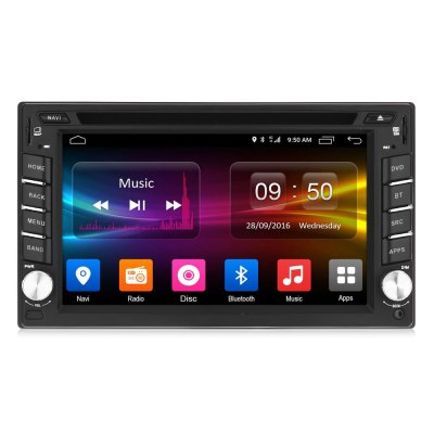 Ownice C500 OL - 6666F Android 6.0 Car GPS DVD Player