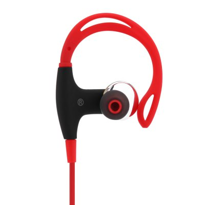 BOROFONE BE1 Noise Cancelling Bluetooth Sports EarbudsEarbud Headphones<br>BOROFONE BE1 Noise Cancelling Bluetooth Sports Earbuds<br><br>Application: For iPod, Mobile phone, Sport<br>Battery Capacity(mAh): 110mAh<br>Bluetooth distance: W/O obstacles 10m<br>Bluetooth mode: Hands free<br>Bluetooth protocol: A2DP,AVRCP,HFP,HSP<br>Bluetooth Version: V4.0<br>Brand: Borofone<br>Cable Length (m): 0.55m<br>Charging Time.: 2 hours<br>Color: Red<br>Compatible with: iPod<br>Connectivity: Wired<br>Frequency response: 20-20000Hz<br>Function: Noise Cancelling, Microphone, Bluetooth, Song Switching, Sweatproof, Voice control, Waterproof<br>Impedance: 32ohms±15 percent<br>Language: No<br>Material: TPE, Metal<br>Model: BE1<br>Music Time: 7 hours and more<br>Package Contents: 1 x Earbuds, 1 x USB Charging Cable, 1 x English Manual, 3 x Pair of Earbud Tips, 1 x Earbuds Clamp<br>Package size (L x W x H): 18.60 x 12.10 x 5.10 cm / 7.32 x 4.76 x 2.01 inches<br>Package weight: 0.2690 kg<br>Product weight: 0.0200 kg<br>Sensitivity: 98 dB (S.P.L at 1KHz)<br>Standby time: 180 hours and more<br>Talk time: 6 hours and more<br>Wearing type: In-ear with ear hook