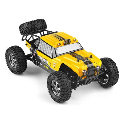 HBX 12889 Thruster 1:12 RC Off-road Truck - RTRRC Cars<br>HBX 12889 Thruster 1:12 RC Off-road Truck - RTR<br><br>Age: Above 14 years old<br>Brand: HBX<br>Detailed Control Distance: 80M<br>Drive Type: 4 WD<br>Features: Radio Control<br>Material: Plastic, Electronic Components, Metal<br>Motor Type: Brushed Motor<br>Package Contents: 1 x RC Truck, 1 x 7.4V 1500mAh Lithium-ion Battery, 1 x Transmitter, 1 x Charger, 1 x English Manual<br>Package size (L x W x H): 56.00 x 24.00 x 28.00 cm / 22.05 x 9.45 x 11.02 inches<br>Package weight: 2.5500 kg<br>Product size (L x W x H): 40.00 x 23.00 x 17.00 cm / 15.75 x 9.06 x 6.69 inches<br>Product weight: 2.2000 kg<br>Proportion: 1:12<br>Racing Time: 11~12mins<br>Remote Control: 2.4GHz Wireless Remote Control<br>Transmitter Power: 2 x 1.5V AA battery (not included)<br>Type: Off-Road Car