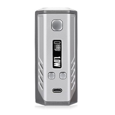Original Lost Vape Triade DNA200W Box ModTemperature Control Mods<br>Original Lost Vape Triade DNA200W Box Mod<br><br>510 Connector Type: Spring Loaded<br>Accessories type: MOD<br>APV Mod Wattage: 200w<br>APV Mod Wattage Range: 151-200W<br>Atomizer Connector Diameter: 40mm<br>Battery Cover Type: Magnetic<br>Battery Form Factor: 18650<br>Battery Quantity: 3pcs ( not included )<br>Brand: Lost Vape<br>Material: Zinc Alloy, Leather<br>Mod: Temperature Control Mod,VV/VW Mod<br>Model: Triade DNA200W<br>Package Contents: 1 x Lost Vape Triade DNA200W Box Mod, 1 x USB Cable, 1 x English User Manual<br>Package size (L x W x H): 16.20 x 8.50 x 7.80 cm / 6.38 x 3.35 x 3.07 inches<br>Package weight: 0.380 kg<br>Product size (L x W x H): 5.00 x 4.00 x 8.70 cm / 1.97 x 1.57 x 3.43 inches<br>Product weight: 0.191 kg<br>Temperature Control Range: 200 - 600 Deg.F<br>Type: Electronic Cigarettes Accessories
