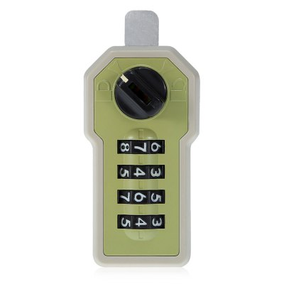 CP6016 4 Digit Combination Lock for Safe Deposit Locker