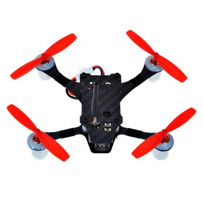 CTW Mini 105 FPV Racing Drone - BNFMicro Brushed Racer<br>CTW Mini 105 FPV Racing Drone - BNF<br><br>Battery (mAh): 3.7V 350mAh 25C lithium-ion ( included )<br>Battery Coulomb: 25C<br>Battery Voltage: 1S<br>Brand: CTW<br>CW / CCW: CCW,CW<br>Model: 8520<br>Motor Type: Brushed Motor<br>Package Contents: 1 x Drone, 8 x 60mm Propeller, 1 x 3.7V 350mAh 25C Lithium-ion Battery, 1 x USB Charging Cable<br>Package size (L x W x H): 20.50 x 10.50 x 4.00 cm / 8.07 x 4.13 x 1.57 inches<br>Package weight: 0.137 kg<br>Product size (L x W x H): 8.00 x 9.80 x 3.30 cm / 3.15 x 3.86 x 1.3 inches<br>Product weight: 0.044 kg<br>Type: Frame Kit<br>Version: BNF<br>Video Resolution: 520TVL