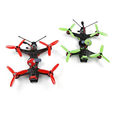 KingKong RACE 230 FPV Racing Drone - PNPBrushless FPV Racer<br>KingKong RACE 230 FPV Racing Drone - PNP<br><br>Brand: KingKong<br>Burst Current: 20A<br>Firmware: BLHeli<br>KV: 2300<br>Model: 2205<br>Motor Type: Brushless Motor<br>Package Contents: 1 x Frame Kit, 1 x Mushroom Antenna, 2 x Adhesive Tape, 1 x Flight Controller Power Cable, 10 x Pair of 5045 Three-blade Propellers, 1 x ESC Program Card<br>Package size (L x W x H): 34.50 x 28.00 x 8.50 cm / 13.58 x 11.02 x 3.35 inches<br>Package weight: 0.826 kg<br>Product size (L x W x H): 32.00 x 27.00 x 7.00 cm / 12.6 x 10.63 x 2.76 inches<br>Product weight: 0.337 kg<br>Sensor: CCD<br>Type: Frame Kit<br>Version: PNP<br>Video Resolution: 700TVL ( horizontal resolution )