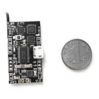 Aurora RC JHF3 V1.0 F3 Brushed Flight ControllerFlight Controller<br>Aurora RC JHF3 V1.0 F3 Brushed Flight Controller<br><br>Brand: Aurora RC<br>Package Contents: 1 x Flight Controller, 1 x Buzzer, 1 x Battery Connection Cable<br>Package size (L x W x H): 12.00 x 17.00 x 1.00 cm / 4.72 x 6.69 x 0.39 inches<br>Package weight: 0.0260 kg<br>Type: Flight Controller