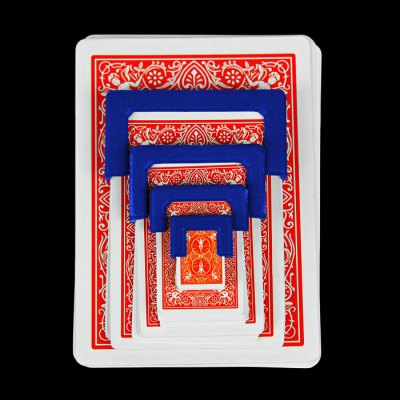 Diminishing Shriking Playing Cards Magic Tric Illusion Diminish Shrink Effect от GearBest.com INT