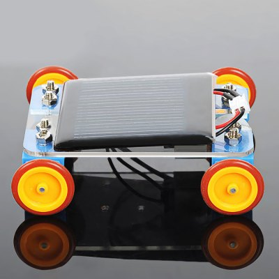 PXWG Vehicle Style Solar Energy DIY 3D Puzzle