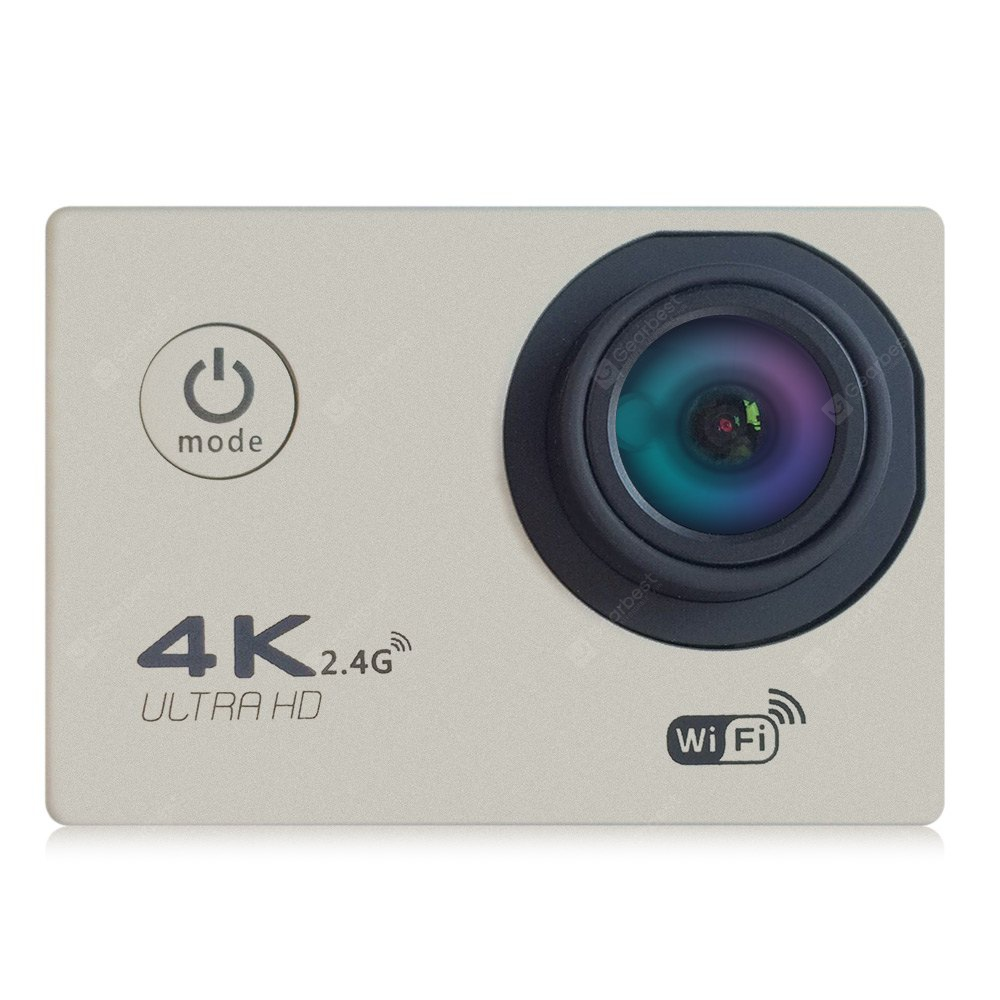 V60S 4K UHD WiFi Action Camera