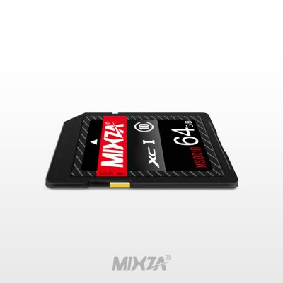 MIXZA 64GB SDXC Memory Card for SLR Camera