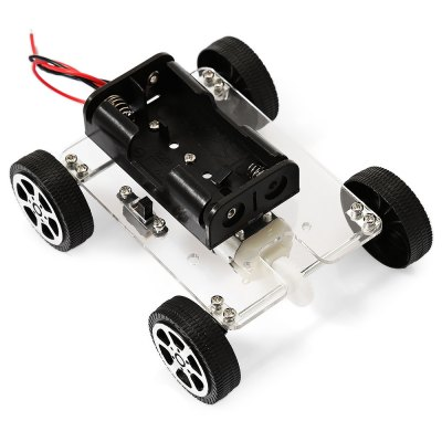 PXWG Educational Vehicle Style Electric 3D Jigsaw