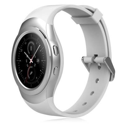 NO.1 G3+ Heartbeat Monitor Smart WatchSmart Watches<br>NO.1 G3+ Heartbeat Monitor Smart Watch<br><br>Alert type: Vibration<br>Anti-lost: Yes<br>Available Color: Black,Silver<br>Band material: TPU<br>Band size: 23.00 x 2 cm / 9.06 x 0.79 inches<br>Battery  Capacity: 380mAh<br>Bluetooth calling: Phone call reminder,Phonebook<br>Bluetooth Version: Bluetooth 4.0<br>Brand: NO.1<br>Built-in chip type: MTK2502<br>Case material: Stainless Steel<br>Compatible OS: IOS, Android<br>Dial size: 4.50 x 4.50 x 1.10 cm / 1.77 x 1.77 x 0.43 inches<br>Find phone: Yes<br>Health tracker: Heart rate monitor,Pedometer,Sedentary reminder,Sleep monitor<br>IP rating: Living waterproof<br>Language: English,French,German,Italian,Portuguese,Russian,Simplified Chinese,Spanish,Turkish<br>Messaging: Message reminder<br>Notification: Yes<br>Notification type: WhatsApp, Wechat, Facebook<br>Operating mode: Touch Screen<br>Other Function: Alarm, Calculator, Siri, Stopwatch<br>Package Contents: 1 x NO.1 G3+ Smart Wacth, 1 x USB Cable, 1 x English Manual<br>Package size (L x W x H): 9.80 x 9.80 x 7.90 cm / 3.86 x 3.86 x 3.11 inches<br>Package weight: 0.1860 kg<br>People: Female table,Male table<br>Product size (L x W x H): 23.00 x 4.50 x 1.10 cm / 9.06 x 1.77 x 0.43 inches<br>Product weight: 0.0500 kg<br>RAM: 128MB<br>Remote control function: Remote Camera, Remote music<br>ROM: 64MB<br>Screen: IPS<br>Screen resolution: 240 x 240<br>Screen size: 1.3 inch<br>Shape of the dial: Round<br>Waterproof: Yes