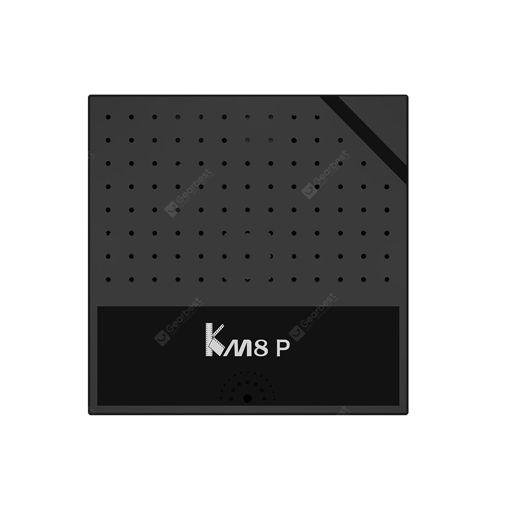 Mecool KM8 P Android Smart Box TV